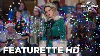 "Universal Pictures LAST CHRISTMAS - ""Emilia Clarke cantando"" anuncio"