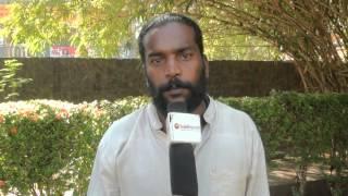 I Am Doing a Villion Role in Aaya Vada Sutta Kathai Movie Says Debudant Actor Mani Raja