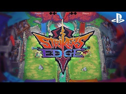Strikers Edge sale a la venta para PlayStation 4