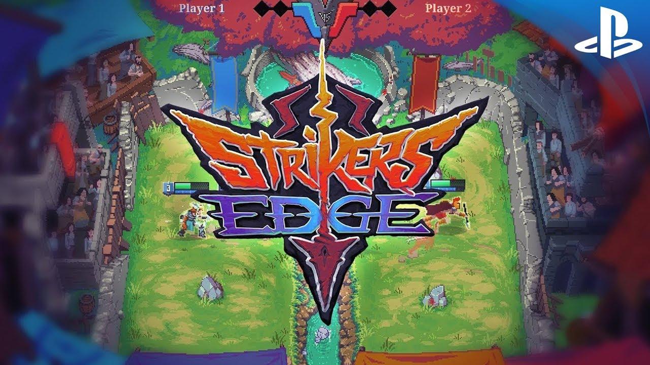 Ya a la venta Strikers Edge – Fantasía medieval y balón prisionero en tu PS4
