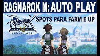 Ragnarok M: Locais para Up e Farm (All Jobs)