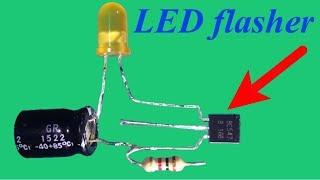 Super Effect Led flasher - make easy