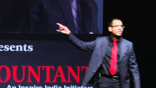 CA Nitin Soni speaking on failure in CA Exams