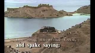 Handel -  Israel in Egypt Oratorio at Pharoah's Islands, JSO, John Currie (conductor)