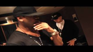 French Montana - What You Know About It ft Corte Ellis (2010 New Studio Performance)