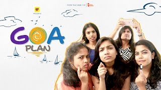Goa Trip Plan | Girl Formula | Chai Bisket