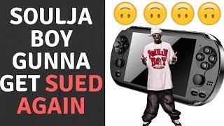 Soulja Boy Is BACK! Releases New SouljaGame Handheld!