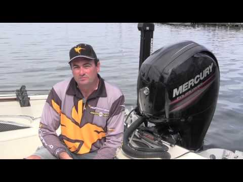 2018 Mercury Marine FourStroke 150 hp in Mount Pleasant, Texas