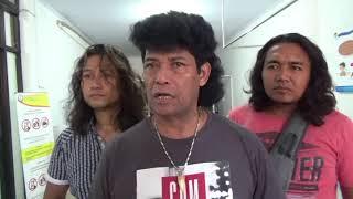 RESEDIVIS PELAKU PEMBOBOLAN RUMAH KOSONG DILUMPUHKAN POLISI DENGAN TIMAH PANAS