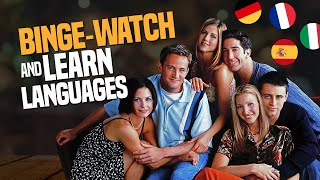 How to Learn Languages by Binge-Watching Streaming TV.