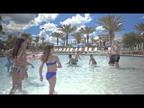 The Retreat at Champions Gate / Oasis Clubhouse in Orlando | VR360