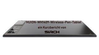 Hardwarebesprechung: Das HUION WH1409 Grafiktablett - eine gute Wahl?