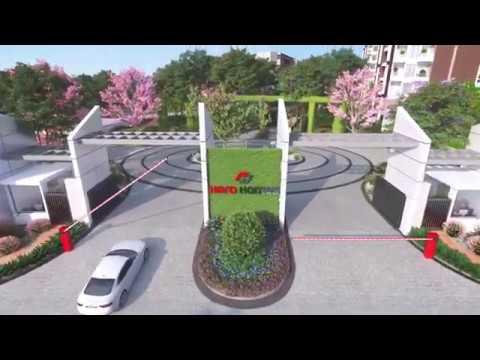 3D Tour of Hero Homes Gurgaon