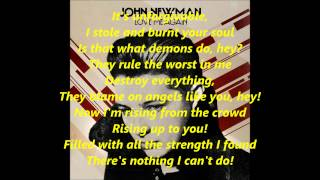 John Newman - Love me again Lyrics