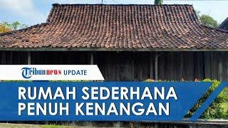 POPULER: Mengenal Kediaman Ibunda Jokowi di Boyolali, Tampak Rumah Kayu yang Sangat Sederhana