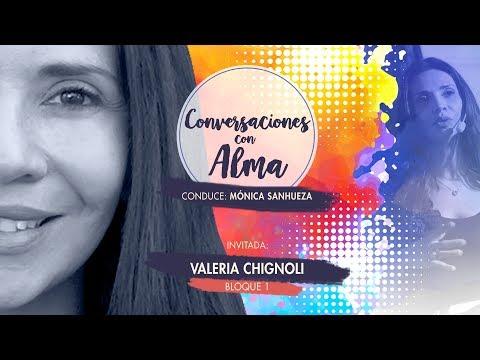 Conversaciones con Alma - Valeria Chignoli - Bloque 1