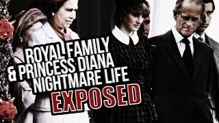 Princess Diana and Royal Family Secrets Exposed