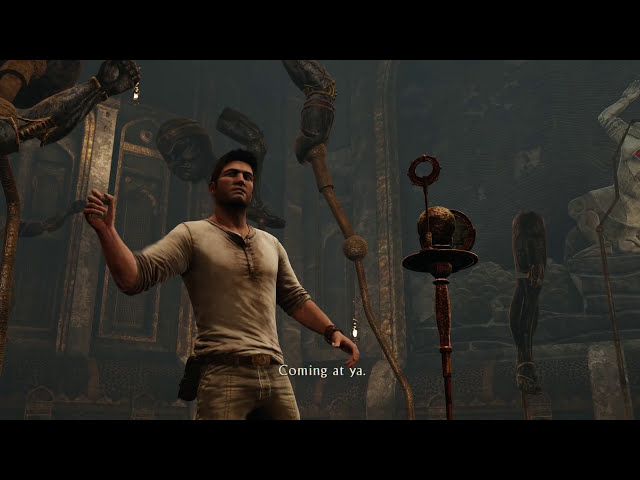 uncharted 3 remastered ps4
