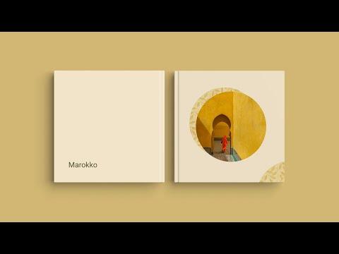 """Inspiration für das Coverdesign — """"Marokko"""""""