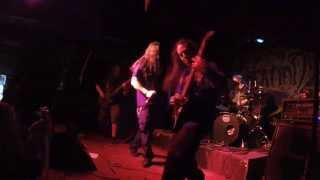 Omnihility - Divine Evisceration - 8/28/14 The Branx, Portland, OR