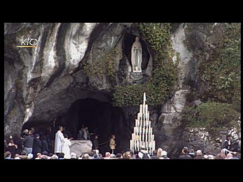 Chapelet à Lourdes du 23 octobre 2019