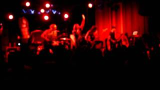 THE WORD ALIVE- THE WRETCHED, RECHER THEATER, 12/2/2011, FEARLESS FRIENDS TOUR