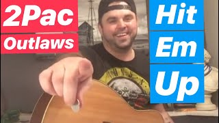 hit em up acoustic cover - TH-Clip