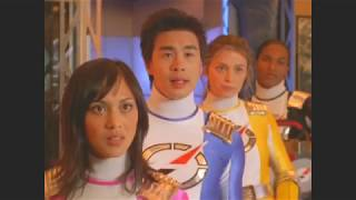 Power Rangers Operation Overdrive - Abertura (FULL HD 1080p)