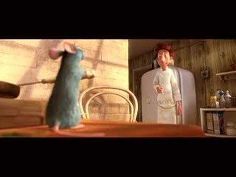 Movie Trailer: Ratatouille (0)
