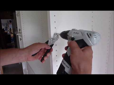 Tipps zum Aufbau von ikea Pax Schrank