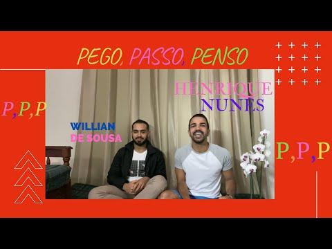 PEGO, PENSO ou PASSO COM WILLIAN DE SOUSA