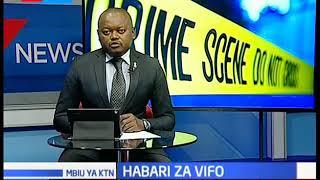 Polisi wanachunguza vifo vya wapendao wawili