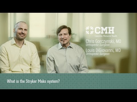 Joint Replacement Surgery | What is the Stryker Mako System, Part I?