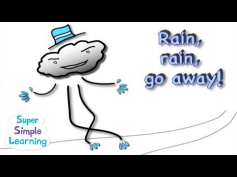Resultado de imagen de rain go away