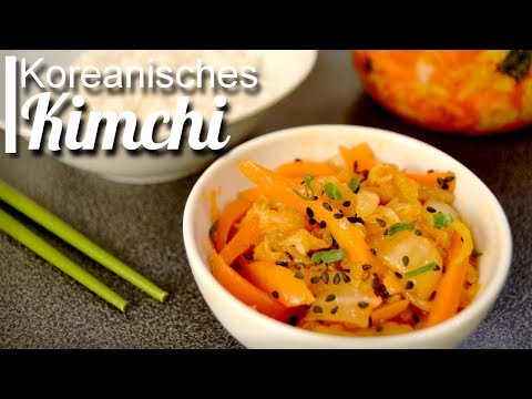 Koreanisches Kimchi ♥ 막김치 | vegan
