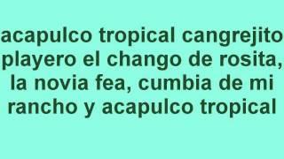 acapulco tropical 5 rolitas para bailar