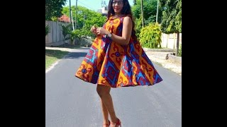 TRENDY ANKARA MATERNITY STYLES, DRESSES, GOWN FOR AFRICAN-NIGERIAN WOMEN