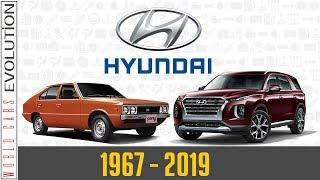 W.C.E - Hyundai Evolution (1967 - 2019)