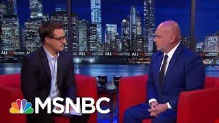 Steve Schmidt Returns To MSNBC | All In | MSNBC