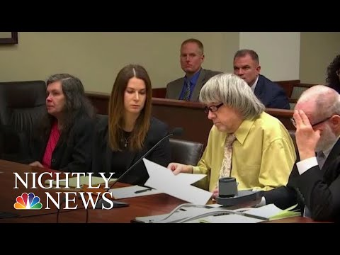 House Of Horrors: Parents Plead Guilty To 14 Counts, Including Child Torture | NBC Nightly News
