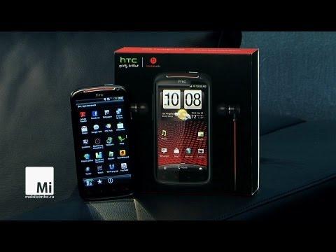 HTC Sensation XE. Прокачанная сенсация.