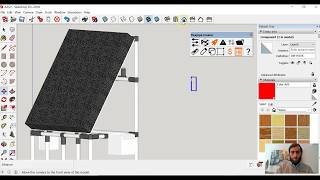 How to insert accessories in the Flexpipe creator extension for SketchUp