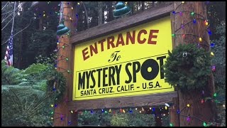 The Mystery Spot Full Tour (Santa Cruz, CA)