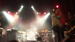 Young Guns Brother In Arms Live Sala Caracol Madrid 17.12.2011