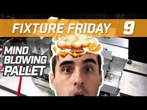 Mind Blowing Customer Pallet - Fixture Friday #9