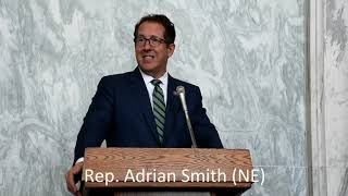 Clean Energy EXPO 2019: U.S. Representative Adrian Smith (NE)