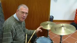 Experimental Pop Beat Drummers Against ITK