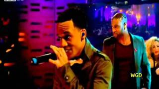 JLS on The Graham Norton Show (Do You Feel What I Feel?) 25th Nov 2011