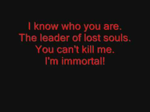 Adema- Immortal(With Lyrics)