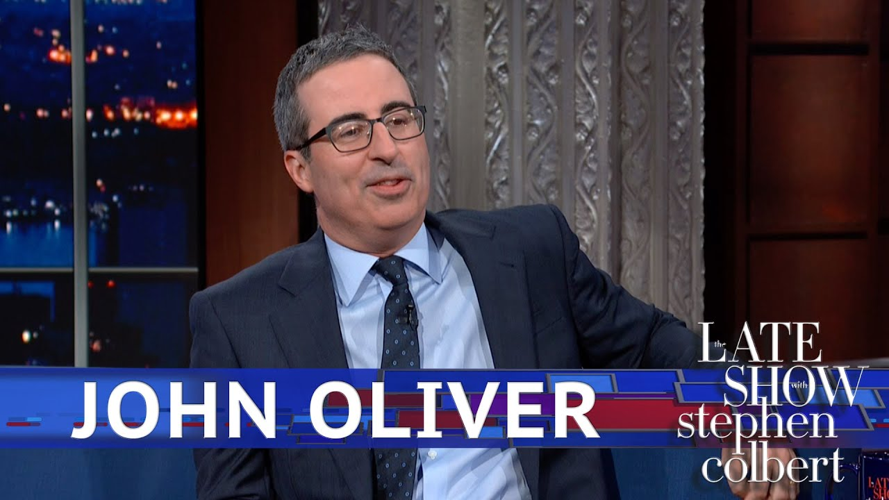 John Oliver Describes Boris Johnson, England's Very Own Trump thumbnail